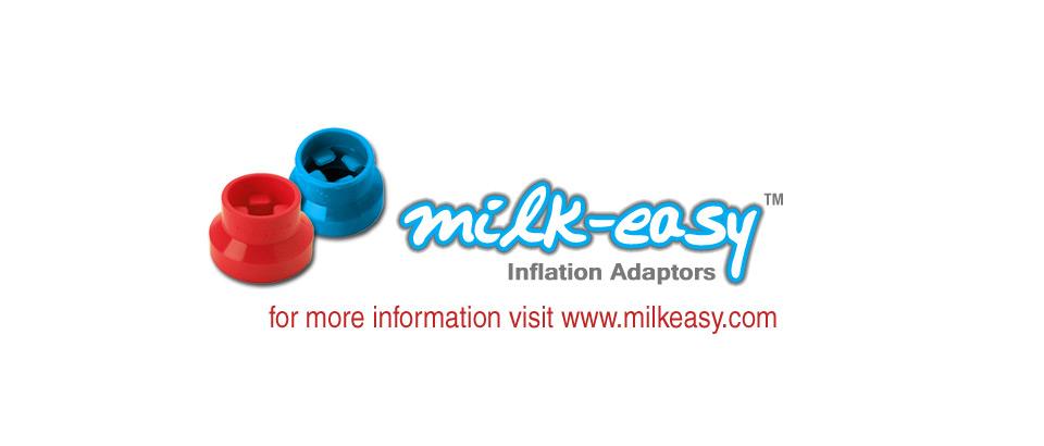 Milk Easy Inflation Adaptors
